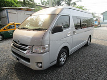 used Hiace Commutor 2.5 D4D HI ROOF -MANUAL with VIP seats
