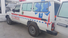 High Quality Toyota Land Cruiser Hardtop Ambulance