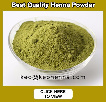 non allergic henna powder manufacturer