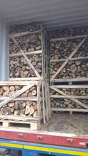 Alder, birch, oak firewood, wood, timber ,Kiln Dried Firewood 1m-10m UA