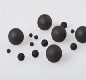 Leakproof seal balls for mobile phones and lithium/alkaline cells