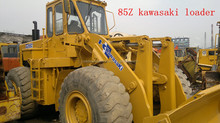 Kawasaki 85Z Wheel Loader, also 80z-3, 88z-2, 65z For Sale