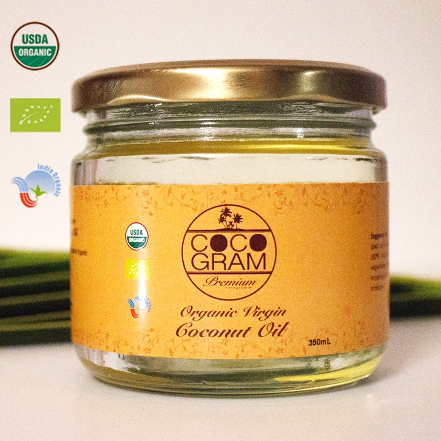 Organic Virgin Coconut Oil Sri Lanka