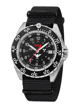 Military Tactical Enforcer Steel Watch