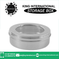 popular style airtight food container/large airtight food storage/preservation box