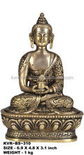 Home decoration Bronze Gautama Buddha