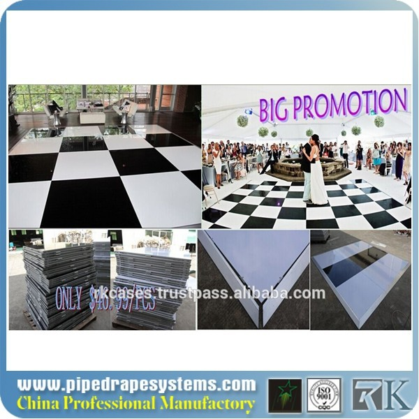 hot sale dance floor rubber for decoration