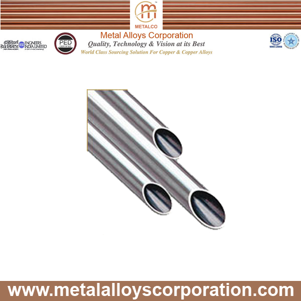70 30 straight copper nickel alloy pipe