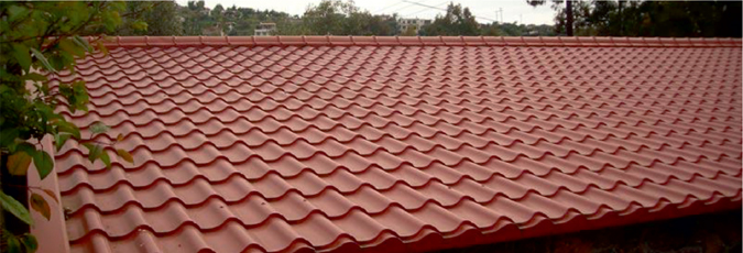 Metal Roof Tile