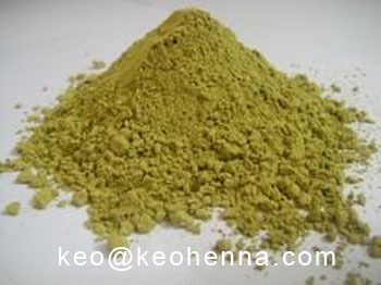 CHESTNUT HENNA LOW % CHEMICAL