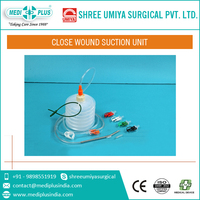 Top Quality Closed Wound Suction Unit Medical Device
