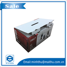 Custom paper box packaging for kitchen appliances - stainless steel pot paper box of 5 pieces
