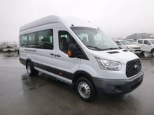 FORD TRANSIT MIDDLE ROOF/TOIT MOYEN 18 SEATS/PLACES BRAND NEW ref. 1642