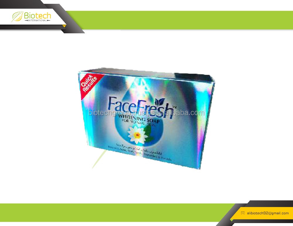facefresh whitening soap