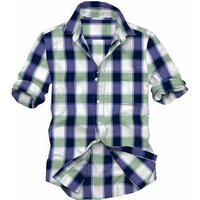 Men 100% cotton tailor made shirt