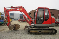 USED MACHINERIES - KOMATSU PC75 MINI EXCAVATOR (3679)