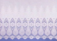 2015 new design embroidered indian cotton curtains