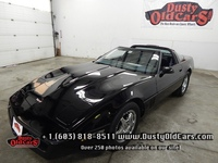 1988 Chevrolet Corvette Runs Drives Looks Interior Body all Excellent - See more at: www.dustyoldcars.com
