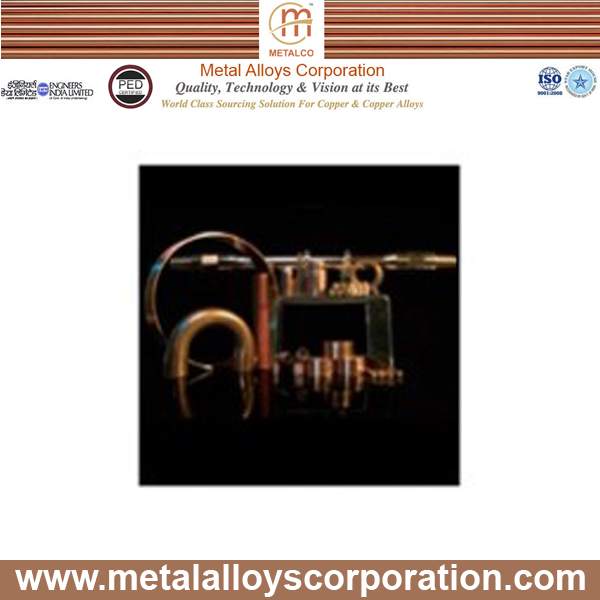 C70600 Copper Nickel 90/10 tubes for Thermal Power Plants