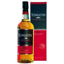 Tomatin 15yo Highlands