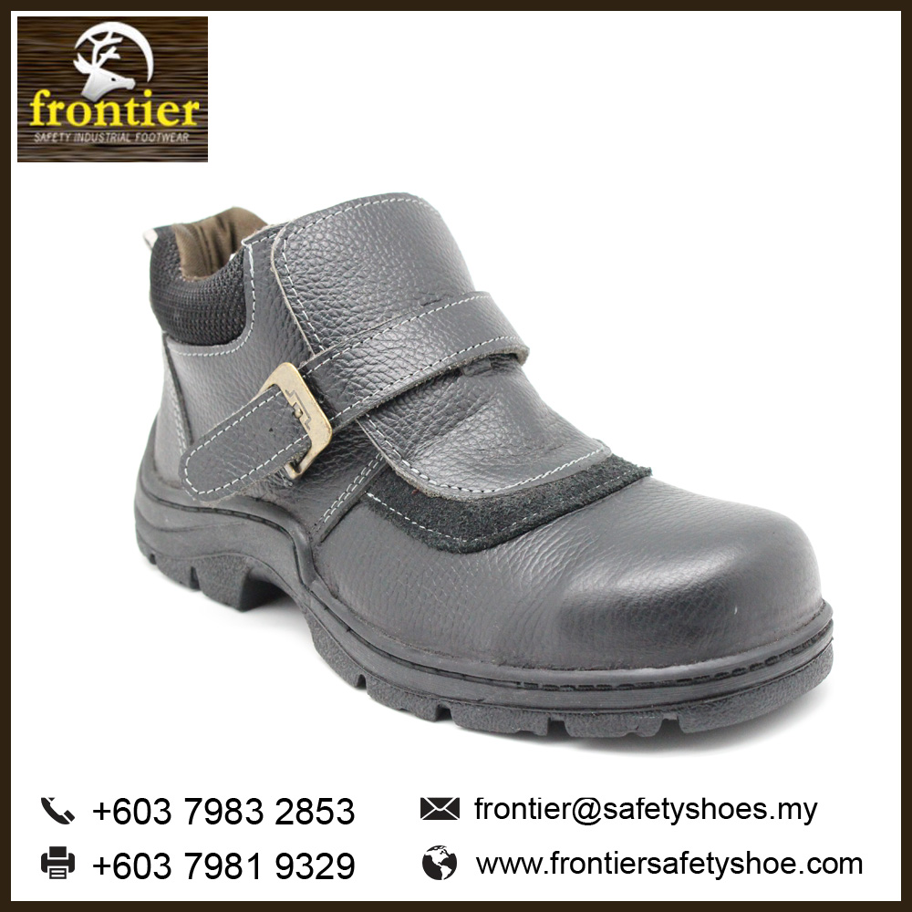 Frontier High Quality BS EN 20345 SB/S1/S2/S3/S4/S5 WaterProof/Water Resistance Safety Shoes boots Full Grain/Genuine leather