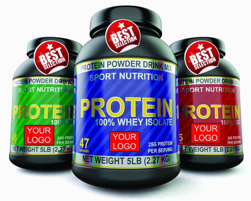 Whey Delight: whey protein blend with sauces & soups