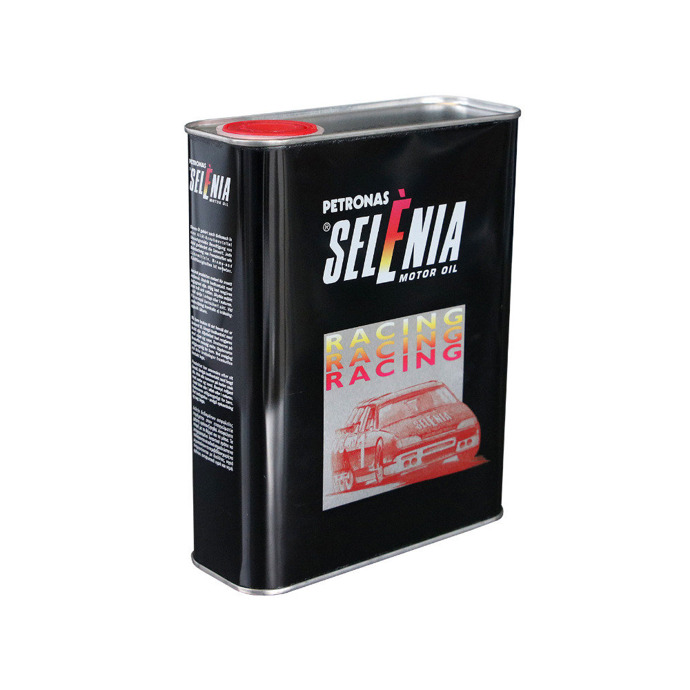 Selenia Racing 10W-60 for Alfa Romeo and Maserati