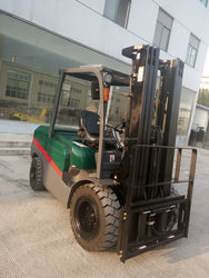 4 ton TCMC diesel forklift used forklift for sale in singapore From Japan