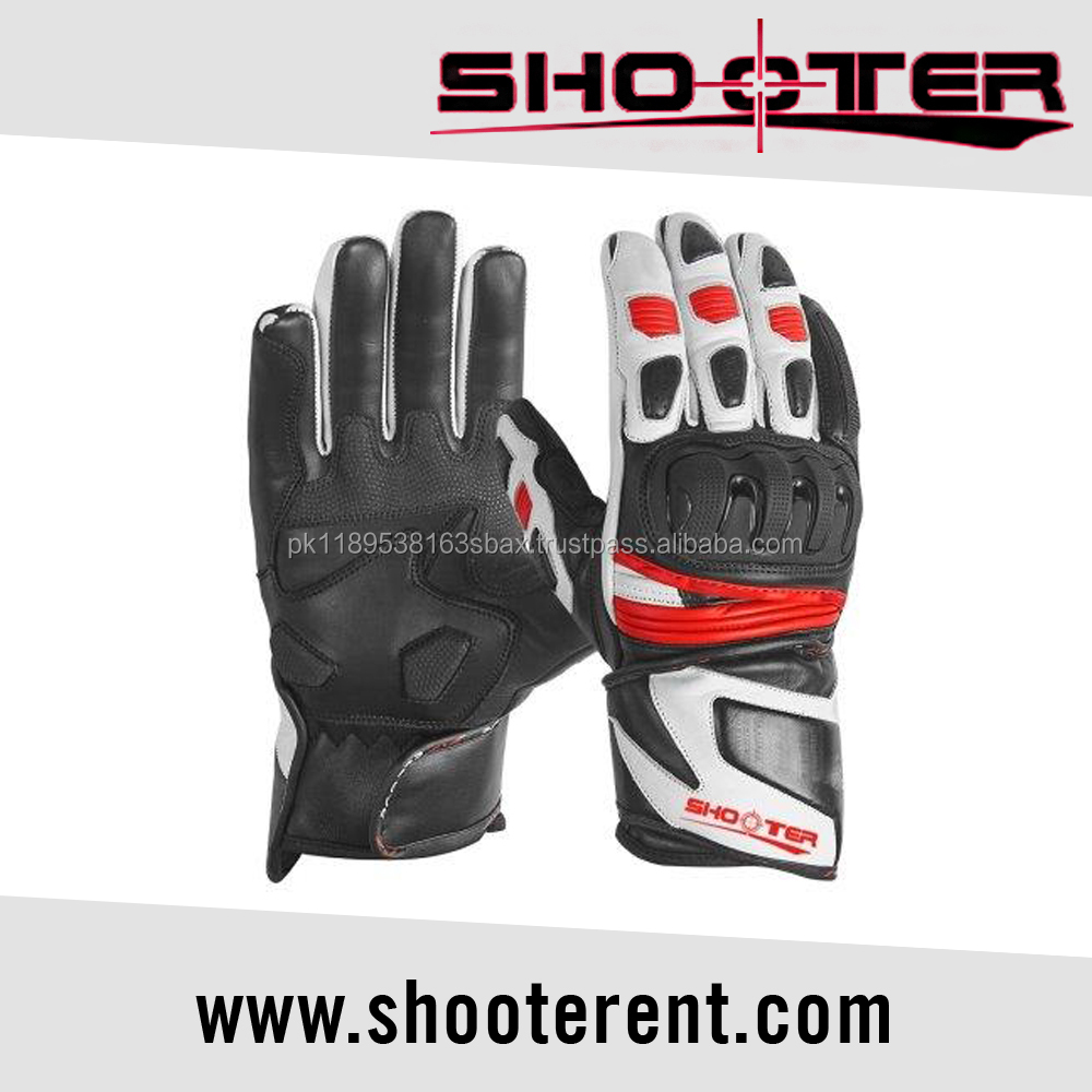 Motorbike gloves custom sport gloves / racing glove
