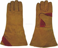 Leather Weld Gloves for Hand Safety