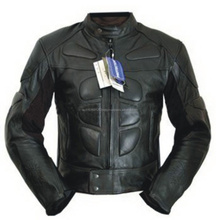 Leather Jacket Motorbike Safe Riding Gear Motorcycle Racing Leather Apparel Leather Jackets For Men