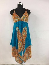 Cotton Women Dashiki Styled Dress
