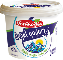 Homogenized Yoghurt
