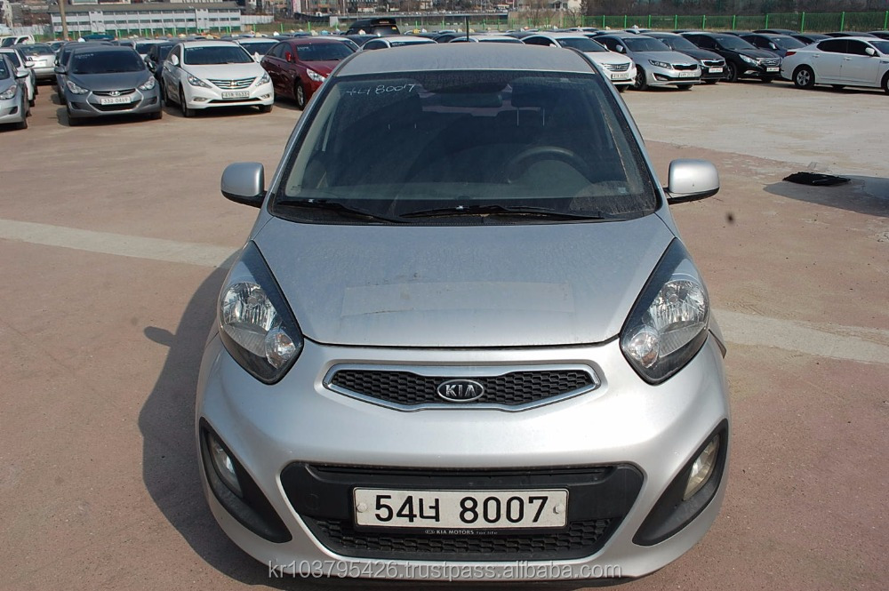 Kia Picanto Morning Eurostar Smart Special Used Korean Car