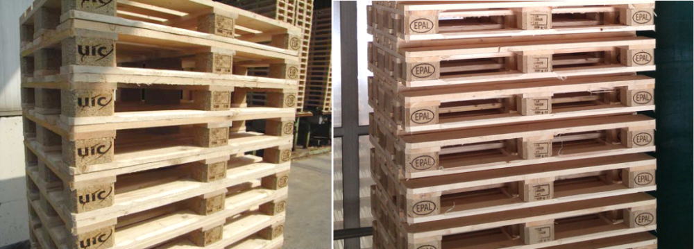 EPAL/EURO PALLET, Certified Epal/Eur Pallet , CP Pallet for Sell From Ukraine.