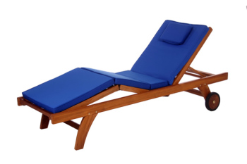 Teak Chaise Lounger Indonesia Furniture