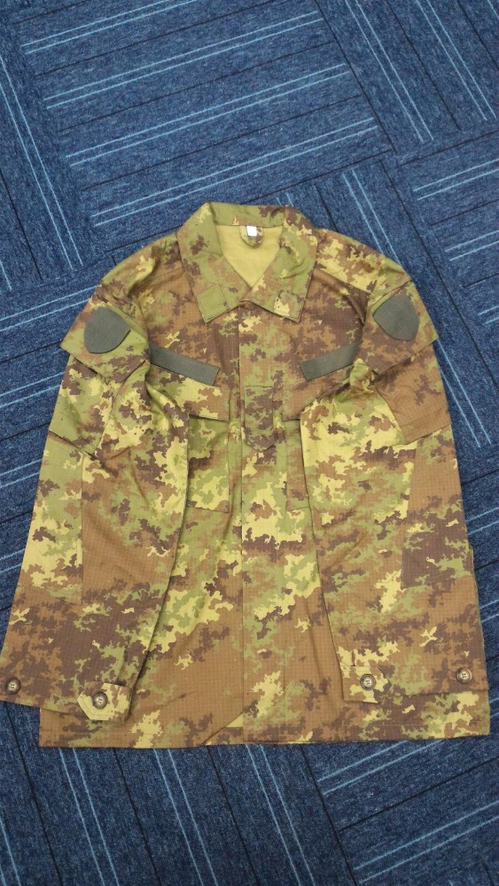 italian military uniform (surplus)