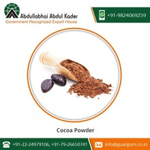 Natural Alkalized Cocoa Powder for Food and Beverages