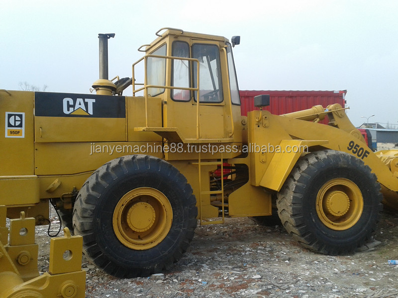 Good Condition Caterpillar Used Wheel Loader