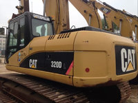 Used CAT 320DL Excavator CAT 320D /CAT 320 325 325C 325B 330B Excavator cheap sale