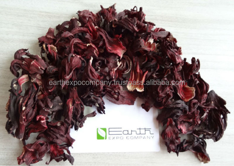 DRIED HIBISCUS FLOWER FROM SUDAN
