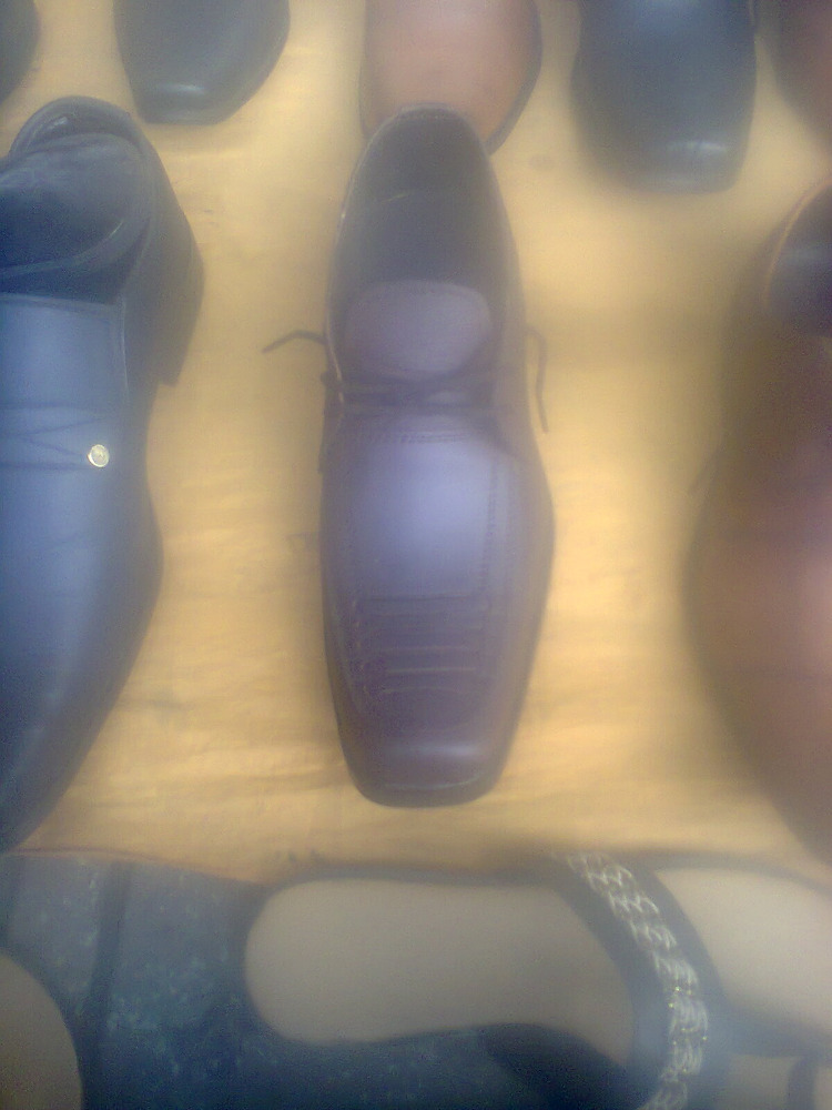 Handmade African Leather Shoes
