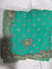 Stone work designer Hot sarees
