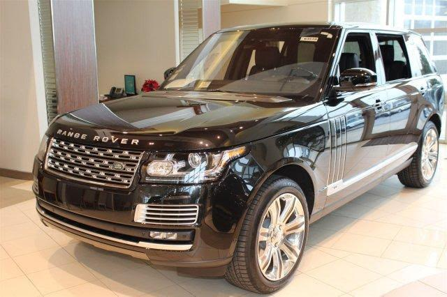 2015 Land Rover Range Rover Supercharged 5.0T