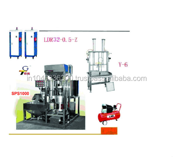 NEW INVENTION SOYA MILK MAKING MACHINE(SPS-1000)