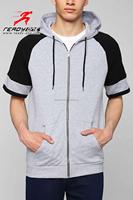 Custom Wholesale Mens Sweatshirt Hoody And Jacket With OEM Design