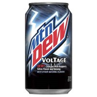 Mountain Dew Voltage 355ml