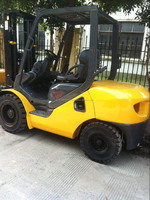 used komatsu 2.5t forklift new arrived original from japan hot sale in china