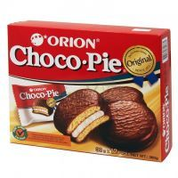 ORION CHOCO PIE BOX 360G biscuit
