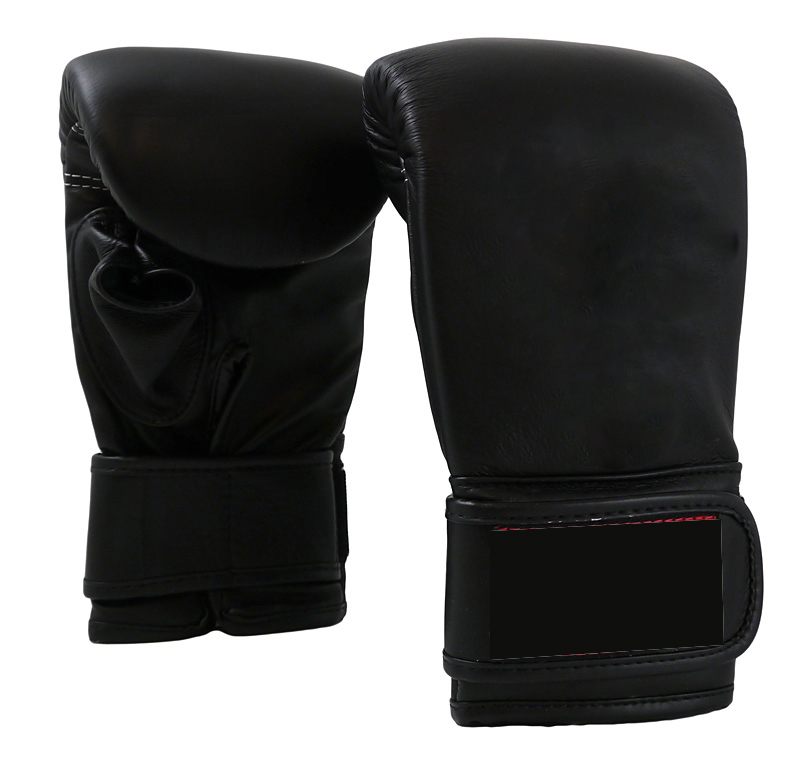 Leather Gel Boxing Bag Gloves Punching bag Fighting Glove